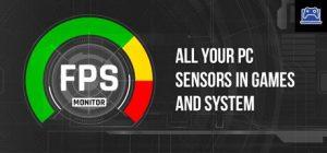 FPS Monitor – hardware in-game & desktop overlays
