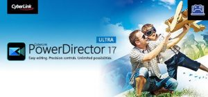 PowerDirector 17 Ultra - edit your shooting game, RPG, car game, and all videos