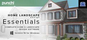 Punch! Home & Landscape Design Essentials v19