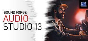 SOUND FORGE Audio Studio 13 Steam Edition